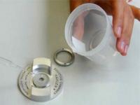 Το σπέρμα αναλύεται στο εργαστήριο