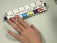 Συσκευή καταμέτρησης σπερματοζωαρίων